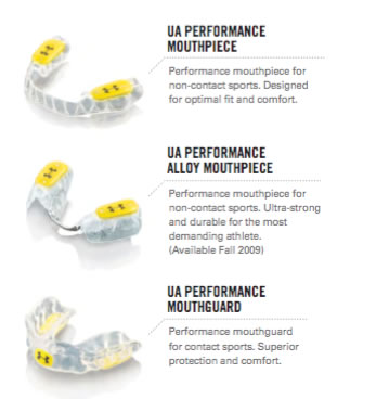 UA Performance Mouthguard